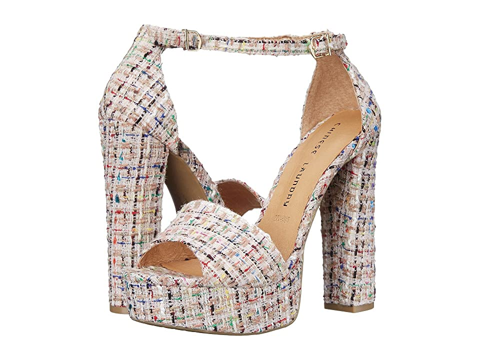 Chinese Laundry Avenue (Pink Tweed) Women