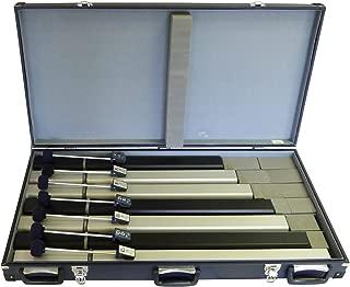 Suzuki Musical HB-7C ToneChime 7 Note Bass Bar Set with Case