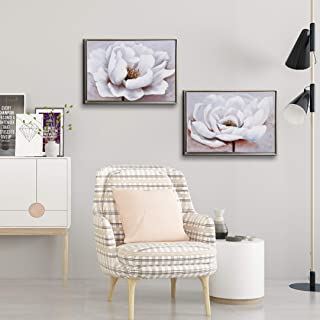 Best white and silver wall decor Reviews