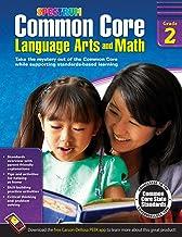 Common Core Language Arts and Math, Grade 2