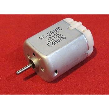 10mm Round Shaft Central Door Lock Actuator Motor FC-280PC-22125, Spindle, Power Locking Repair Engine