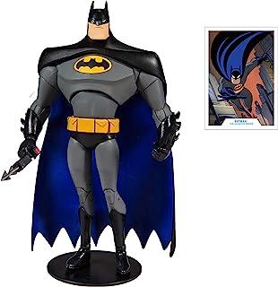 McFarlane DC Multiverse 15501 Animated Batman Action Figure,15501-3,Multicolor
