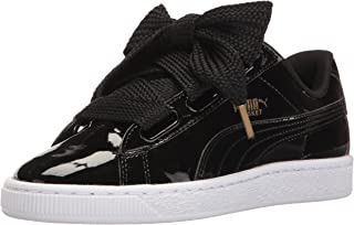 Women's Basket Heart Patent Wn Sneaker