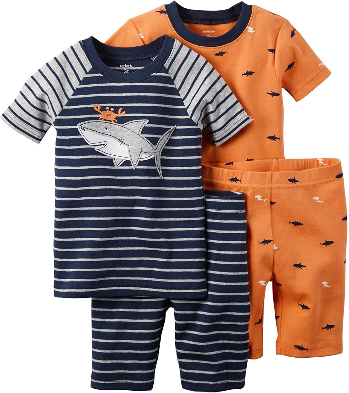 Carter's Baby Boys' 4 Pc Cotton 321g085