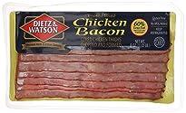 Dietz & Watson, Chicken Bacon, 8 oz