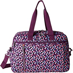 Vera Bradley Luggage - Lighten Up Weekender Travel Bag
