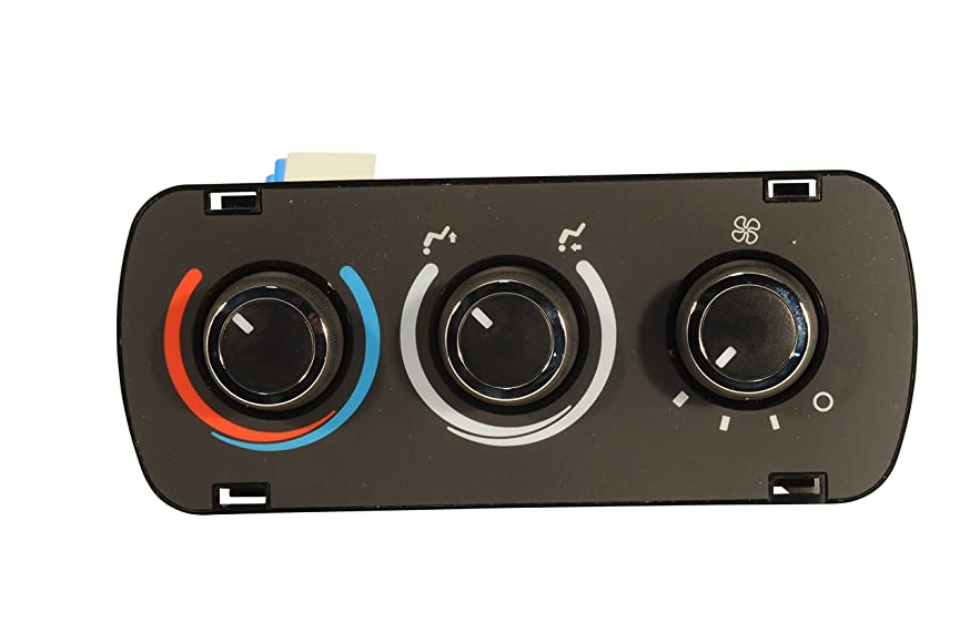 ACDelco 15-74666 GM Original Equipment Auxiliary Heating and Air Conditioning Control Panel uvtaytksilatx124