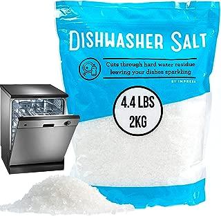 Best soft spring dishwasher salt Reviews
