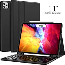 Ivso Keyboard Case For Ipad Pro 11 2020