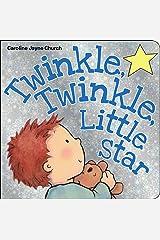 Twinkle, Twinkle, Little Star Board book