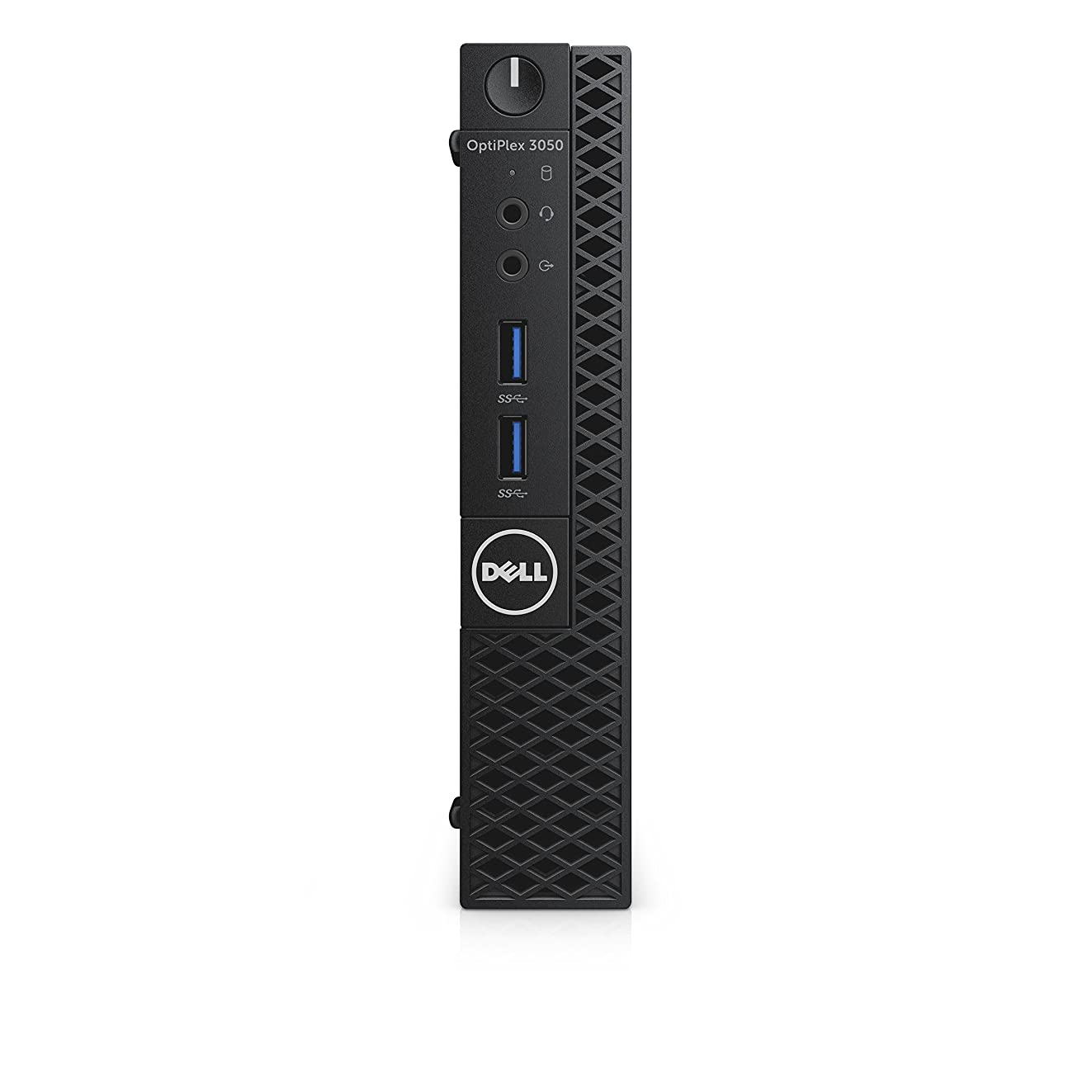 Dell CFC5C OptiPlex 3050 Micro Form Factor Desktop Computer, Intel Core i5-7500T, 8GB DDR4, 256GB Solid State Drive, Windows 10 Pro