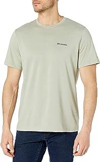 Columbia mens Thistletown Ridge Crew Shirt T-Shirt