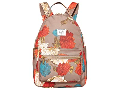 Herschel Supply Co. Nova X-Small (Vintage Floral Pine Bark) Backpack Bags