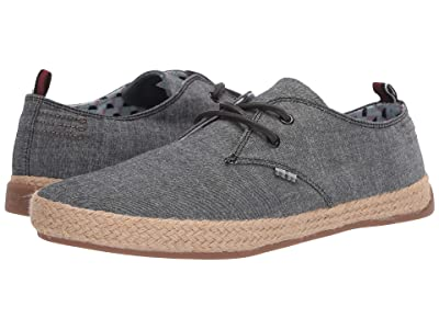Ben Sherman New Prill Lace-Up (Black Linen) Men