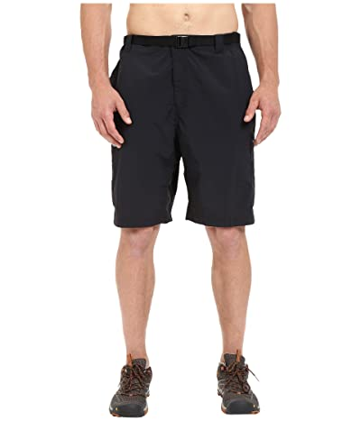 Columbia Big Tall Silver Ridge Cargo Short (42-54) (Black) Men