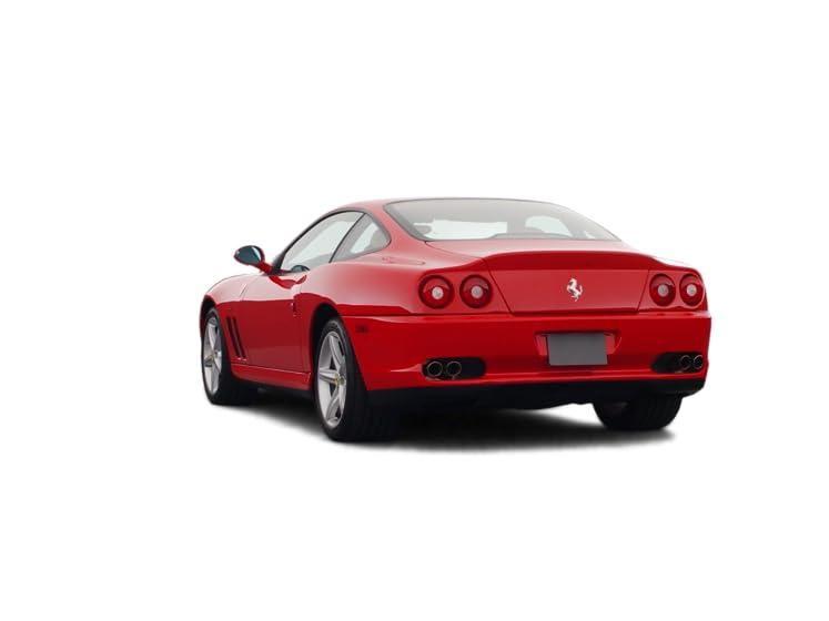 Amazon.com: 2002 Ferrari 575 M Maranello Reviews, Images, and Specs: Vehicles
