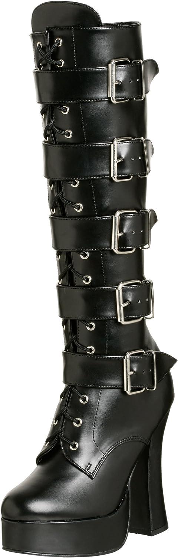 Pleaser Women's Electra-2042 Boot Black