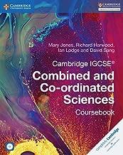 Cambridge IGCSE® Combined and Co-ordinated Sciences Coursebook with CD-ROM (Cambridge International IGCSE)