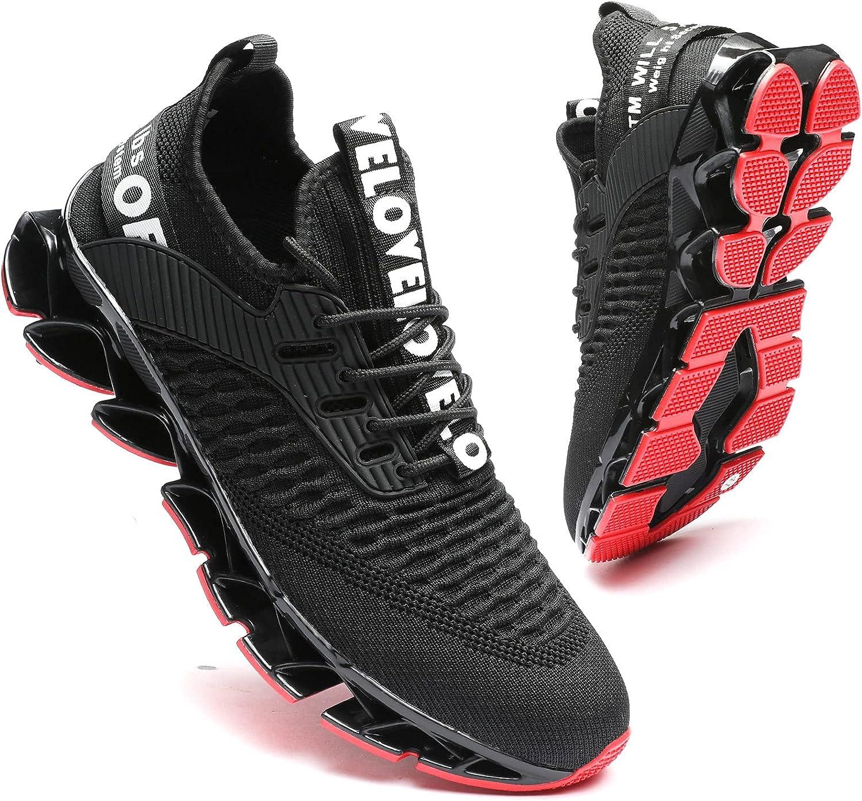 Houston Mall Kapsen Mens Running Shoes Air Ca Tennis Sneakers Cushion outlet Walking