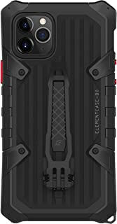 Element Case Black Ops Elite Case for iPhone 11 Pro Max- Black (EMT-322-224FX-01)