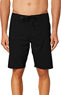 Men's Water Resistant Hyperfreak Stretch Swim Boardshort,...