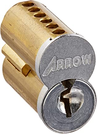 Schlage Commercial AL80JDSAT626 AL Series Grade 2 Cylindrical Lock Satin Chrome Finish Saturn Lever Design Storeroom Function