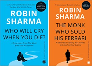 The Monk Who Sold His Ferrari+Who Will Cry When You Die?
