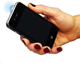 TERMINATOR SGCPMC-980,000,000 V Smart Cell Phone Stun Gun - Heavy Duty Rechargeable with LED Flashlight