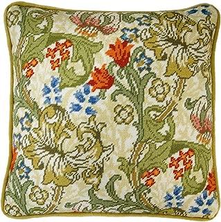 Golden Lily Tapestry Panel Kit