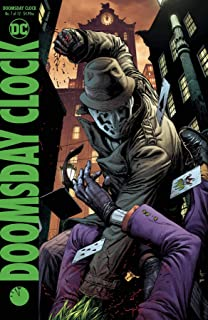 DOOMSDAY CLOCK #7 (OF 12) VARIANT EDITION COVER B