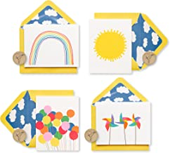 Papyrus Blank Cards with Envelopes, Little Box of Happy (20-Count) - 5228239