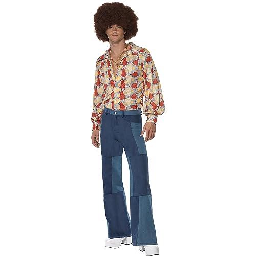 d08e610d267 Smiffy s 1970s Retro Costume