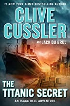 clive cussler book list 2018