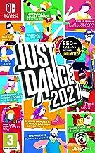 Just Dance 2021 (Nintendo Switch) - UAE NMC Version