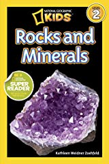 National Geographic Readers: Rocks and Minerals Kindle Edition