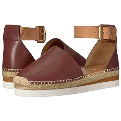 See by Chloe SB26150 (Bordeaux Natural Calf) Women