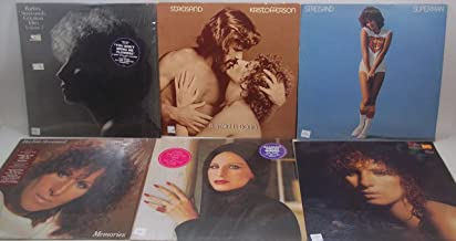 Barbra Streisand Lot of 14 Vinyl Record Albums Greatest Hits, Volume 2 and more