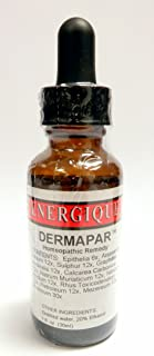 Energique Dermapar Hemeopathic Remedy 1oz