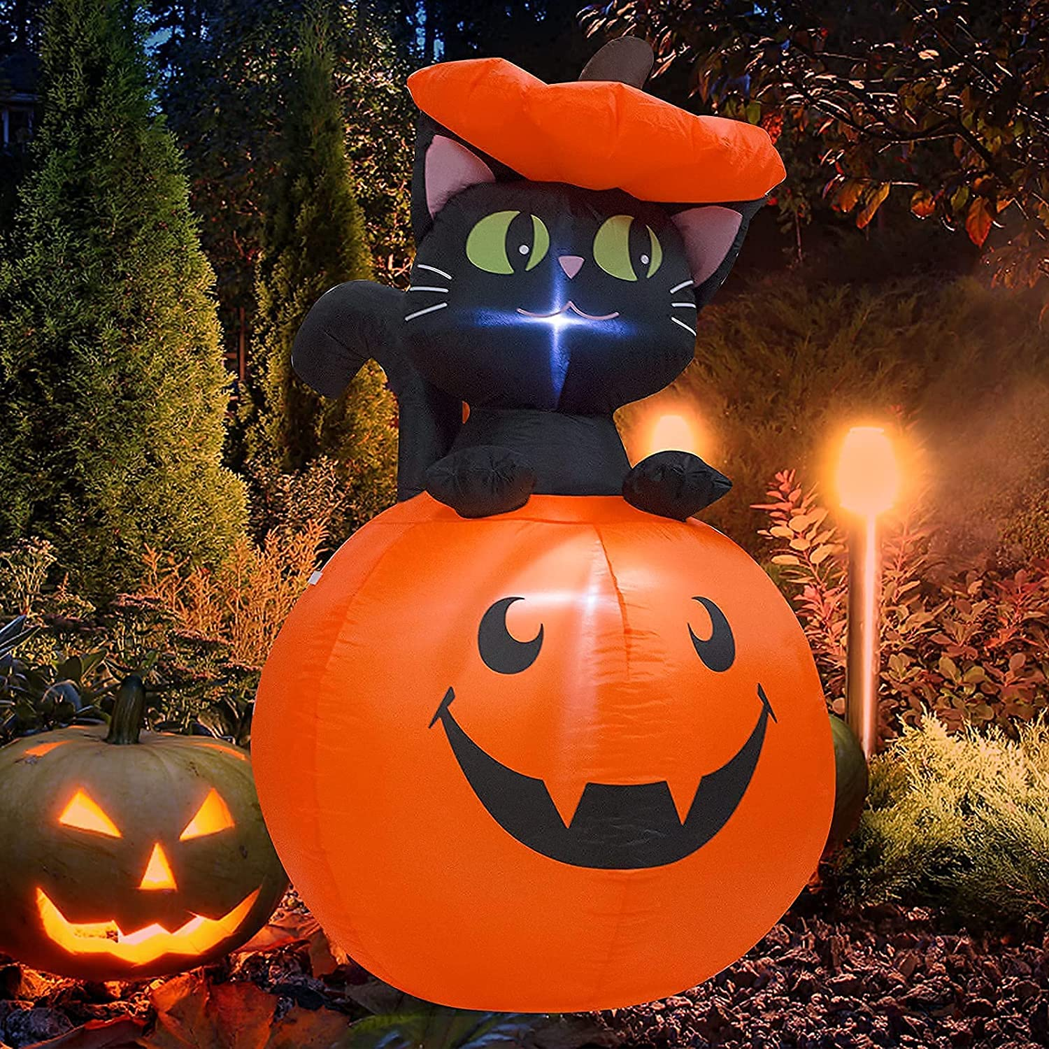 Halloween Inflatable Purchase Decorations SFENNGPET D At the price 5Ft Tall