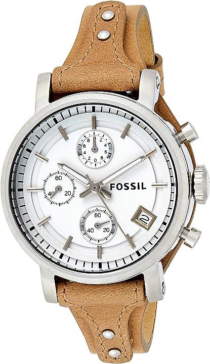 Orologio fossil cronografo quarzo donna ES3625