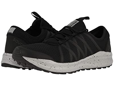 Saucony Versafoam Shift (Black/Charcoal) Men