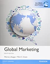 Global Marketing, Global Edition [Paperback] [Jan 01, 2014] Mark Green, Warren J. Keegan