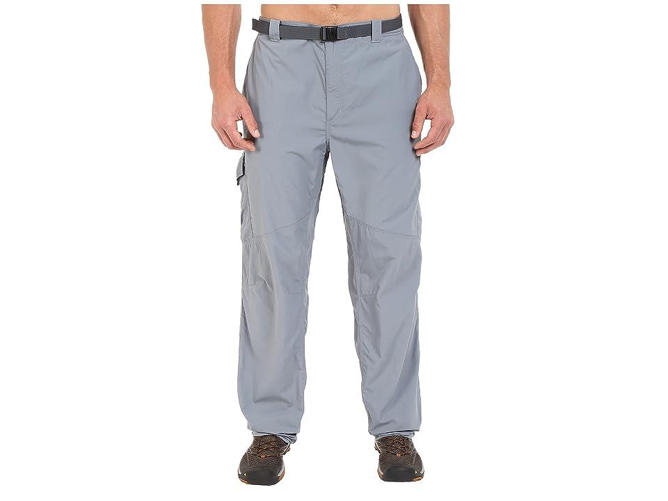 Columbia Big Tall Silver Ridgetm Cargo Pant (Grey Ash) Men
