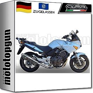 Suchergebnis Auf Für Honda Cbf 600 Auspuff Abgasanlage Motorräder Ersatzteile Zubehör Auto Motorrad
