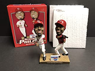 Brandon Phillips Dual 30/30 Steals/Home Runs 2008 Cincinnati Reds STADIUM PROMO Bobblehead SGA