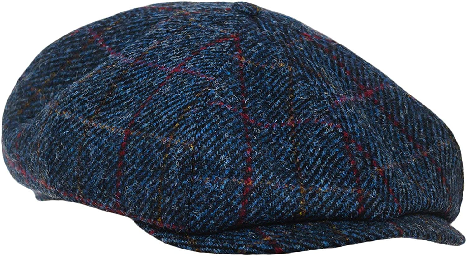 Sterkowski Shelby All stores are sold Cap 100% Harris Newsboy for Men Directly managed store Tweed