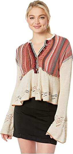 Meadow Lakes Sweater