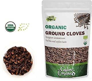 Organic Cloves whole Premium handpicked quality from ceylon (not powder whole)