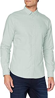 Springfield Camisa Oxford Shirt para Hombre
