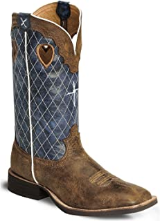 Twisted X Mens Ruff Stock Western Boot